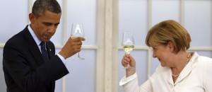 """Tirado de O GLOBO COM AGÊNCIAS INTERNACIONAIS em """"Revelação de que Alemanha espionou França e europeus a pedido da NSA causa mal-estar."""""""