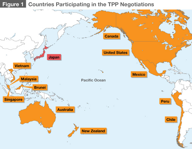 TPP-Countries